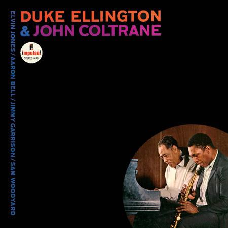 Duke Ellington And John Coltrane 45rpm