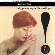 !Annie Ross Sings A song With Mulligan