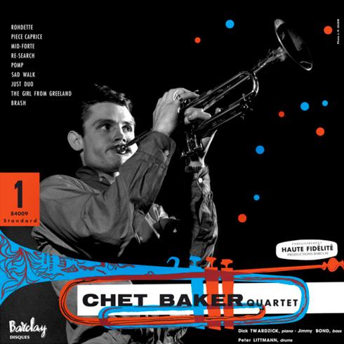 Chet Baker Quartet Featuring Dick Twardzik