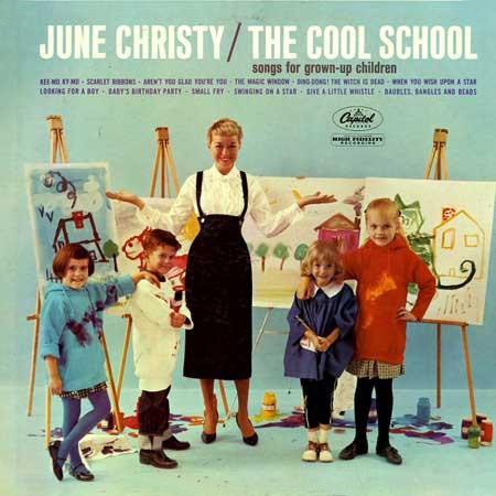 June Christy The Cool School