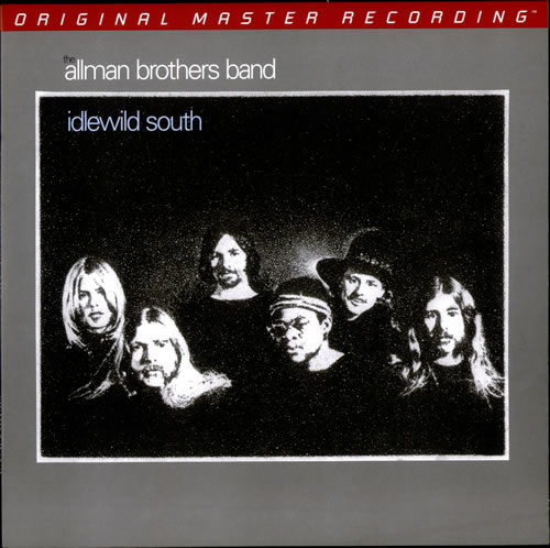 The Allman Brothers Band Idlewild South