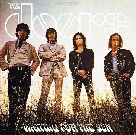 The Doors Waiting For The Sun 45rpm