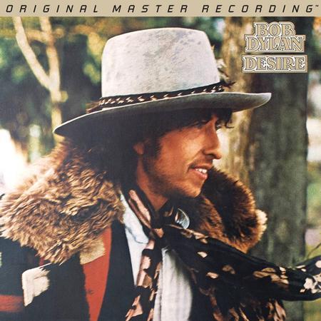 Bob Dylan Desire 45rpm