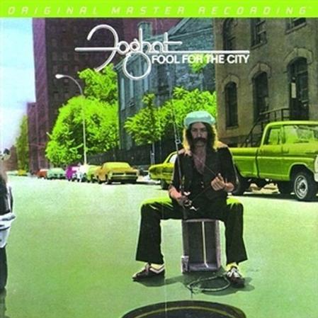 Foghat Fool For The City