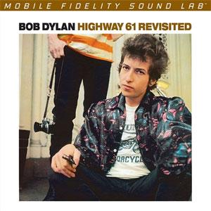 Bob Dylan Highway 61 Revisited 45rpm