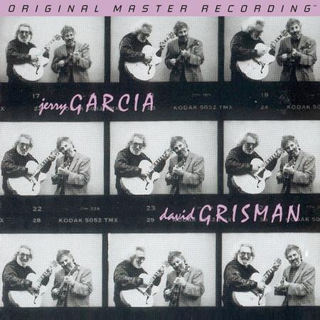 Jerry Garcia David Grisman