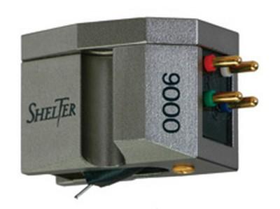 ראש פטיפון Shelter 9000 MC