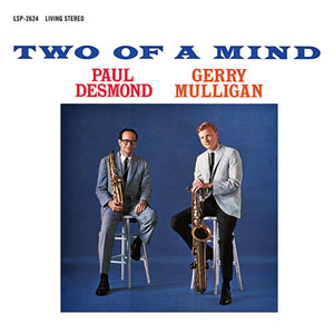 Paul Desmond & Jerry Mulligan Two Of A Mind