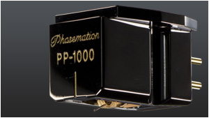 ראש פטיפון Phasemation MC Cartridge PP-1000