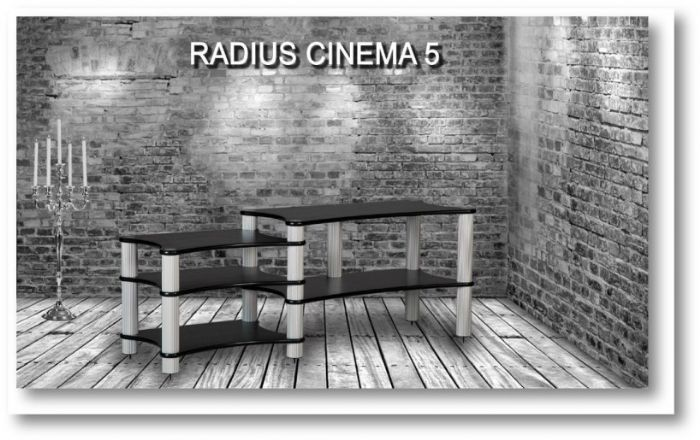 סטנד Solid-Tech Radius Cinema 5