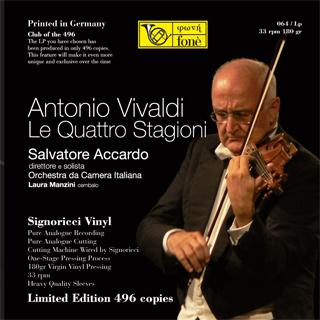 Vivaldi Le Quattro Stagioni Accardo