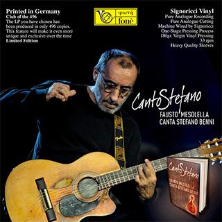 Fausto Mesolella  canta Stefano Benni