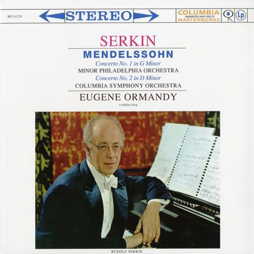 Mendelssohn Piano Concertos Serkin