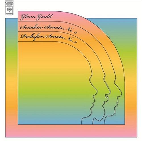 Scriabin Prokofiev Sonatas Gould
