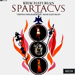 Khachaturian Spartacus Gayaneh Khachaturian