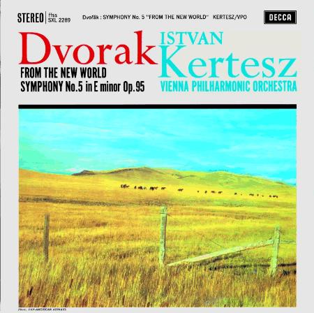 Dvorak Symphony No.9 Kertesz
