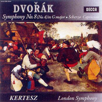 Dvorak Symphony No.8 Kertesz