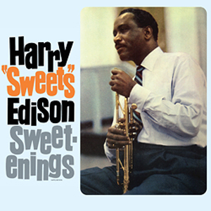 Harry Sweets Edison Sweetening