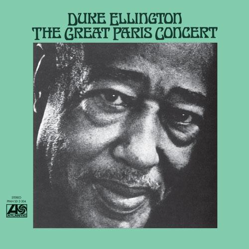 Duke Ellington The Great Paris Concert