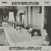 Jefferson Airplane God Bless It's Pointed Little Head