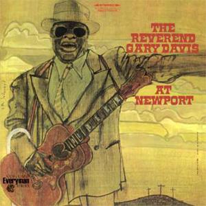 The Reverend Gary Davis At Newport