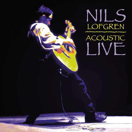 Nils Lofgren Acoustic Live 200g
