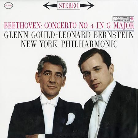 Beethoven Piano Concerto No. 4 Gould Bernstein