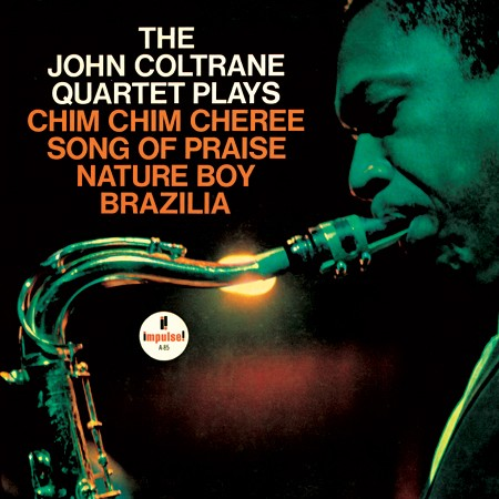 The John Coltrane Quartet Plays 45rpm