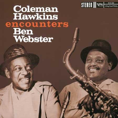 Coleman Hawkins Encounters Ben Webster 45rpm