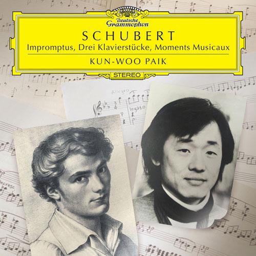 Schubert Piano Pieces Paik