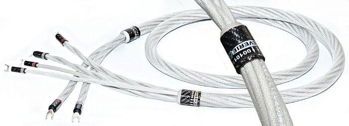 כבל רמקול Reverie Premium Termination 2m Single-Wire