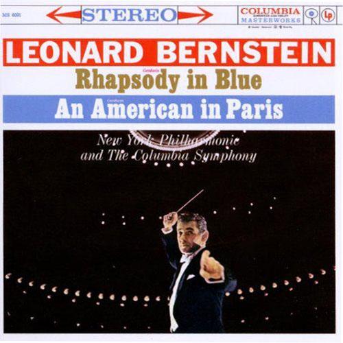 Gershwin Rhapsody In Blue Bernstein