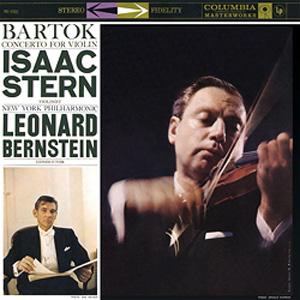 Bartok Violin Concerto Stern Bernstein