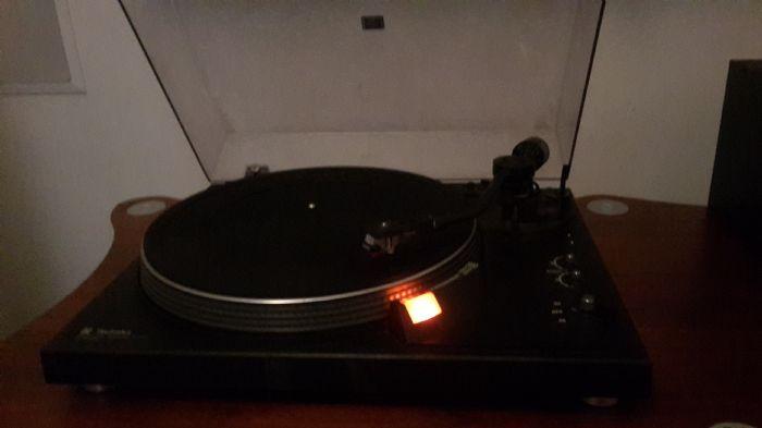 פטיפון Technics SL-2000