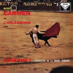 Bizet Carmen and L'Arlésienne Suites AAA