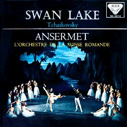 Tchaikovsky Swan Lake AAA