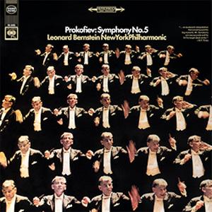Prokofiev Symphony No. 5 Bernstein AAA
