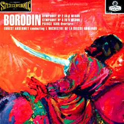 Borodin Symphonies Nos. 2 & 3 Ansermet AAA