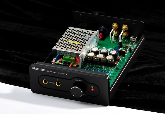 מגבר אוזניות Xindak H1 Headphone Amplifier