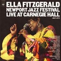 Ella Fitzgerald Newport Jazz Festival Live At Carnegie Hall AAA