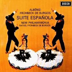 Albéniz Suite española