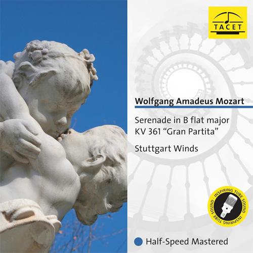 Mozart Gran Partita Stuttgart Winds