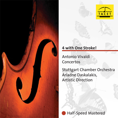 Vivaldi String Concertos Daskalakis