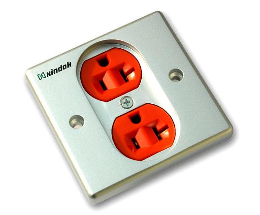 שקע Xindak Audio Grade Duplex