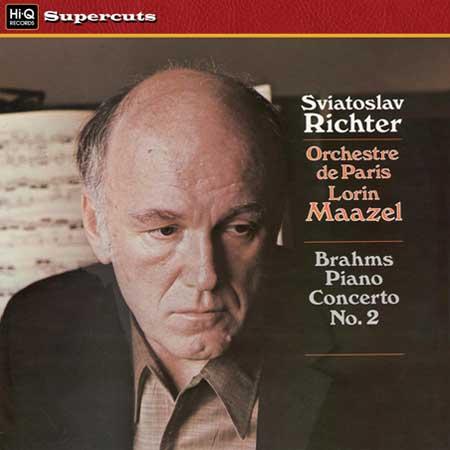 Brahms Piano Concerto 2 Richter