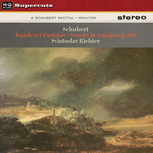 Schubert Wanderer Fantasie Richter