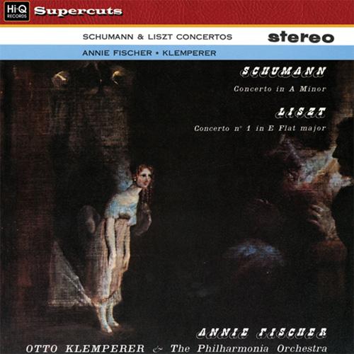 Schumann & Liszt Piano Concertos Fischer