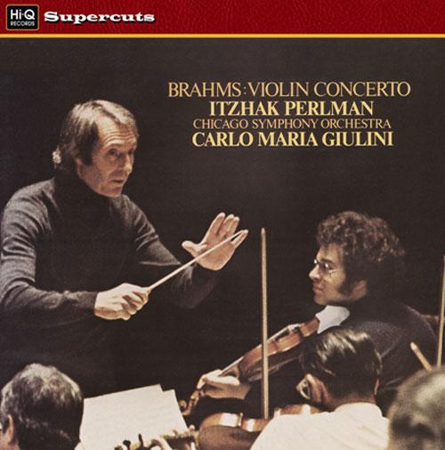 Brahms Violin Concerto Perlman