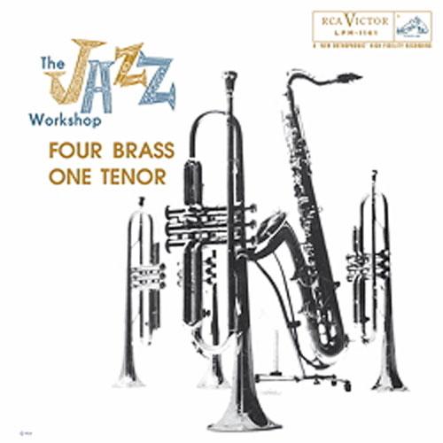 Al Cohn The Jazz Workshop Four Brass, One Tenor