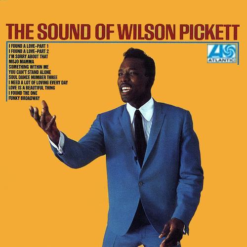 Wilson Pickett The Sound of Wilson Pickett